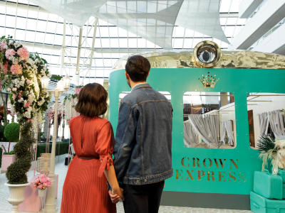 Crown Perth launches new 'The World Comes Alive' campaign