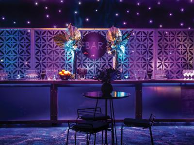 Phenomenon disco event at Optus Stadium for corporate gala