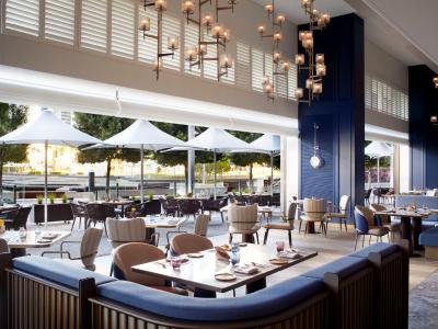 Hearth Restaurant at The Ritz-Carlton, Perth