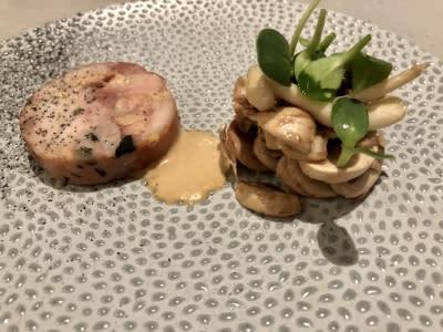 First Course - Vinum Vitae Dinner