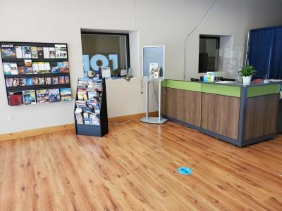 Visitors Center - Front Desk | Topeka, KS
