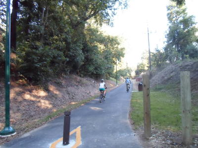 Paul Pomeroy Trail