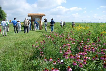Huffman Prairie Field