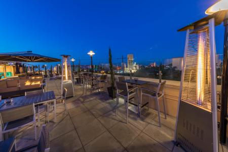 The FIFTH Rooftop Restaurant & Bar