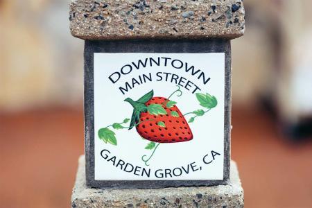 Downtown Main Street Garden Grove