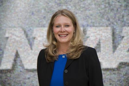 Kristin Fasbender, NCAA