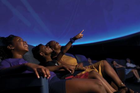 Boonshoft Planetarium