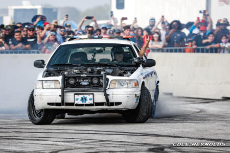 Cleetus & Cars will bring crazy stunts to Lucas Oil Raceway