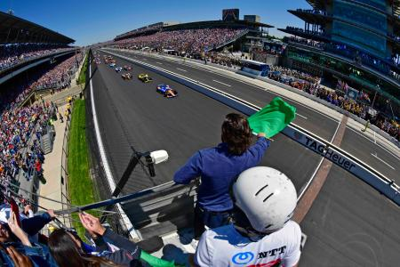 Photo courtesy of Indianapolis Motor Speedway Facebook page
