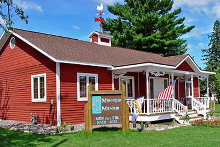 Minocqua museum