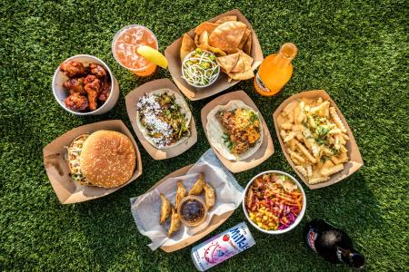 Covington Yard food
