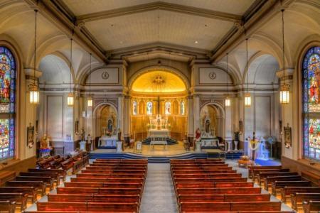 St. Bernard church Dayton ky