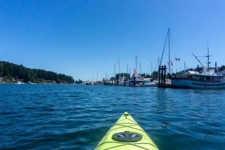 Mountain City Sea Eco Adventure Itinerary Kayaking