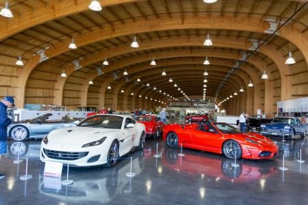 Mountain City Sea Eco Adventure Itinerary LeMay America's Car Museum