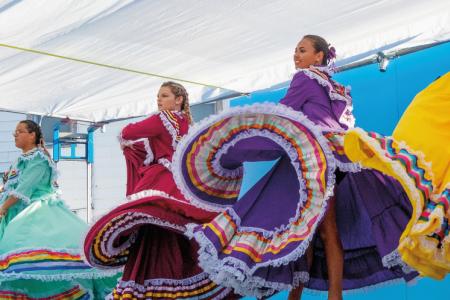 Fiesta Dancers at Fiesta Mexicana | Topeka, KS