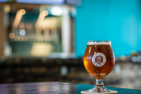 Happy Basset Brewing Co. Barrel House Location - Beer | Topeka, KS
