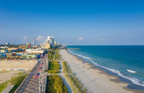 2021 Official Myrtle Beach Area Visitors Guide