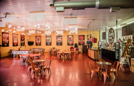 Chaos Mountain Brewing Tasting Room
