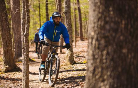 Mountain Bike - Virginia's Blue Ridge