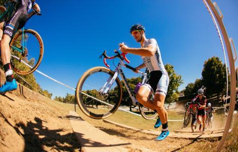 Go Cross Cyclocross Race - Fallon Park