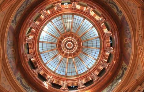 Kansas State Capitol Dome