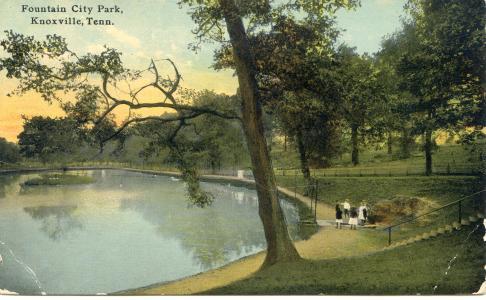 Fountain City Post Card