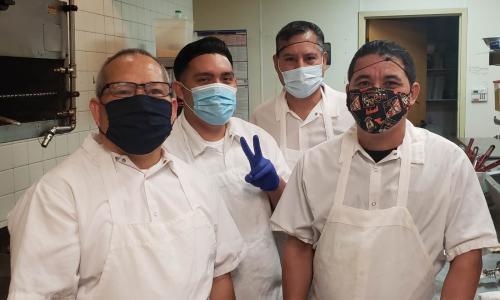 Bay Watch Restaurant Chefs