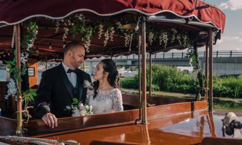 Adirondack Cruise & Charter Wedding
