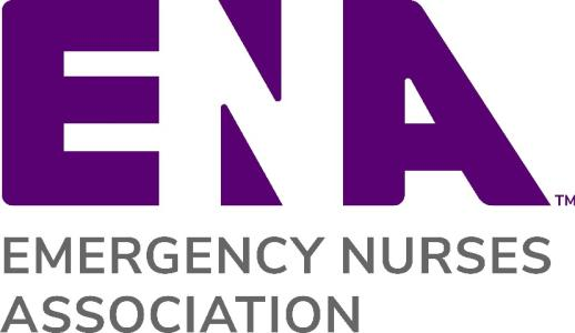 ena emergency nurses association logo