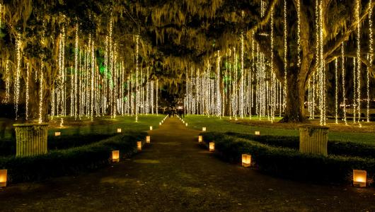 Brookgreen Gardens - Nights of a Thousand Candles