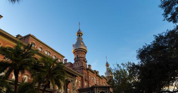 University of Tampa, Plant Hall