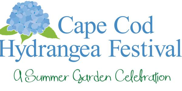 Cape Cod Hydrangea Fest Logo