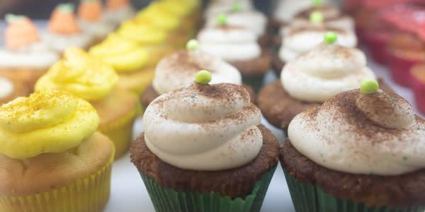 Sweet Treat Trail Cupcakes