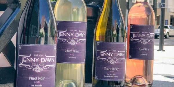 Jenny Dawn Cellars Female Kansas Entrepreneurs