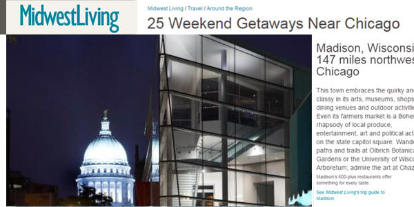 25 Weekend Getaways Near Chicago