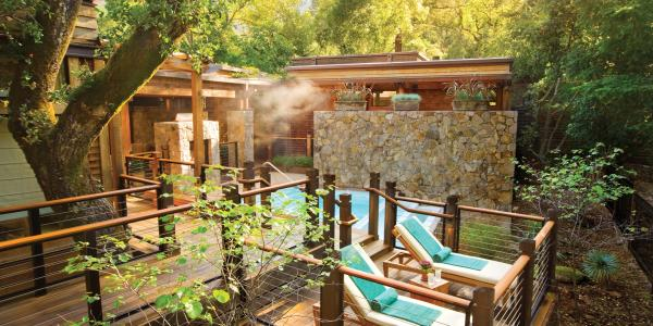 Spas In Napa Valley Massages Mud Mineral Baths Relaxation
