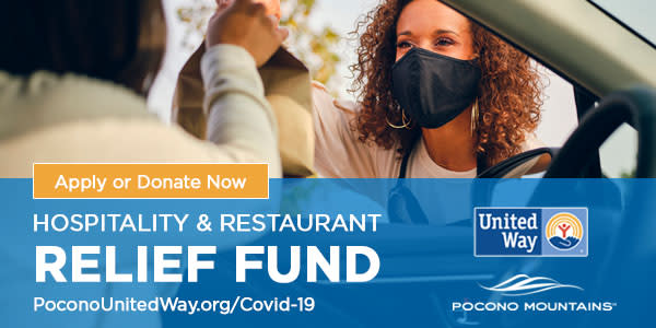 Pocono Mountains United Way - Hospitality & Restaurant Worker Relief Fund