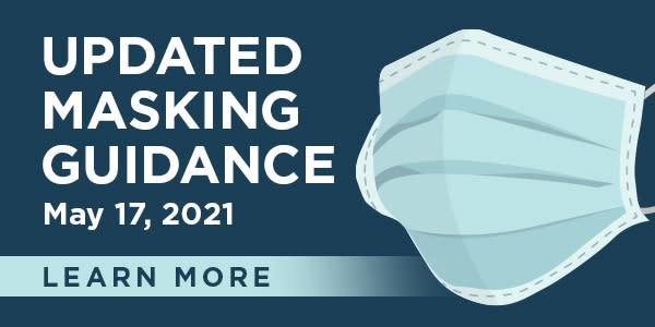 Updated Masking Guidance Information