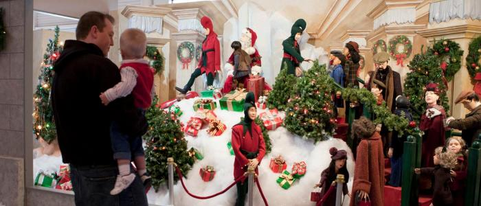 Welcome To Christmas.A Christmas Story Comes Home Returns To Indiana Welcome Center
