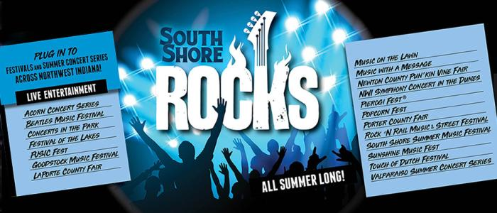 South Shore Rocks | Events in Northwest Indiana