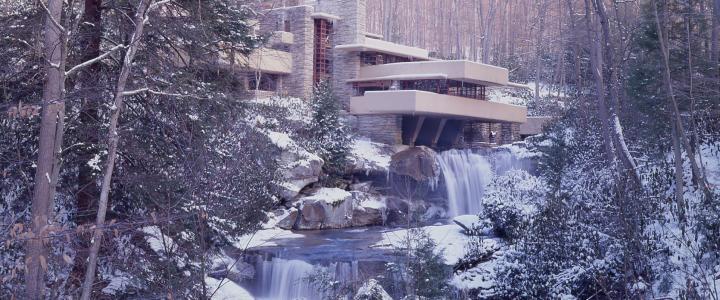 Fallingwater Winter