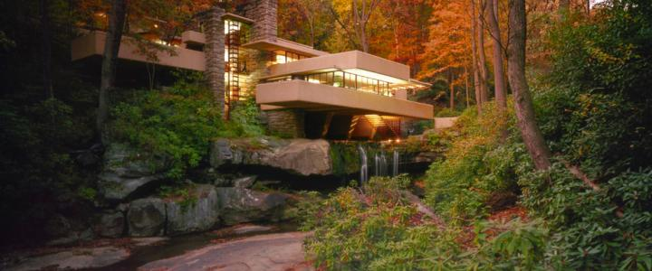 A Visit To Frank Lloyd Wrights Fallingwater
