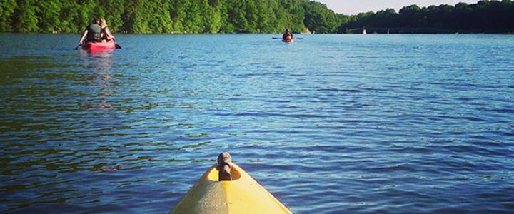 Sheena Kayak Pic