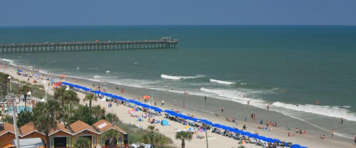 Myrtle Beach On Memorial Day Weekend