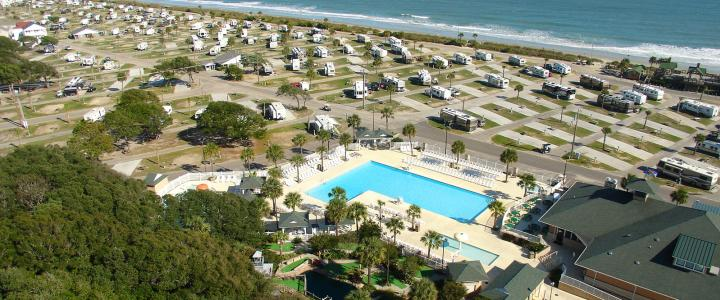 Enjoy The Great Outdoors At One Of Myrtle Beach S Fabulous Campgrounds Visit Myrtle Beach Sc