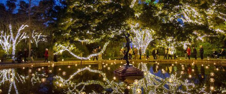 Brookgreen Gardens Nights Of A Thousand Candles 2018