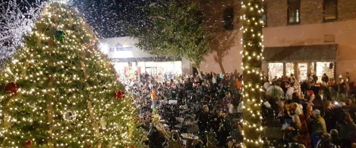 Christmas Parade 2021 Surfside Beach Sc Celebrate 12 Days Of Christmas In Myrtle Beach South Carolina Visit Myrtle Beach Sc