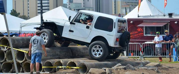 Jeep Jam This Weekend In Myrtle Beach