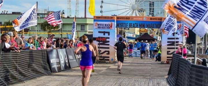 Myrtle Beach Mini Marathon Weekend Approaches