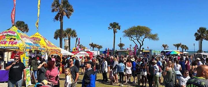 Myrtle Beach Food Truck Festival 2019 Returns this Weekend